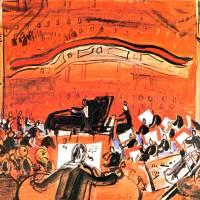 """Raoul Dufy Art Framed Print"" by buddakats1"