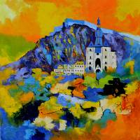 European urban landscape Art Prints & Posters by pol ledent