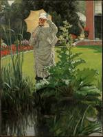 Spring Morning , James Tissot