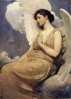 Abbott Handerson Thayer -  The angel