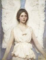 Abbott Handerson Thayer - Angel