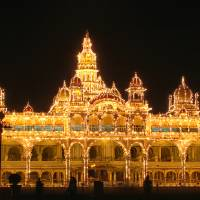 Mysore Palace Art Prints & Posters by Sandeep Gangadharan