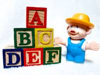 ABC Toy Blocks