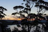 Ulladulla winter sunset