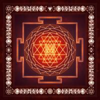 """Sri Yantra 111"" by dcz"