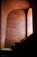 Baltimore - Dark Brick Passageway 2003
