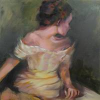 """The Yellow Dress""  by Beth Charles"