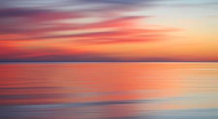 Forest Beach Sunset