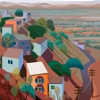Nogales del Cerro Art Prints & Posters by Charles Harker