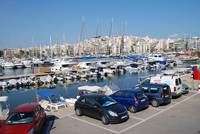 The Zea Marina, Athens