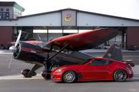Nissan 350Z and Stinson V-77 Reliant I