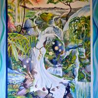 """""""Water Goddess"""" by Jane_Evershed"""