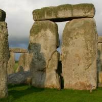 """""""Stonehenge at Dusk"""" by familytweed"""