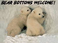 Bear Bottoms Welcome 1a