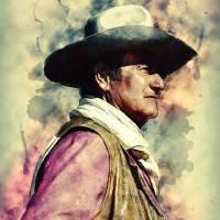 """""""John Wayne"""" by taylansoyturk"""