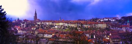City of Bern Switzerland