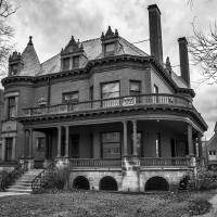 Heritage Hill Mansion Art Prints & Posters by Kirt Tisdale