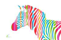 Zebra | Pop Art