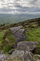 North View Slieve Gullion by Michael Stephen Wills
