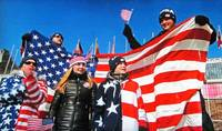 U.S.A. Olympic Supporters