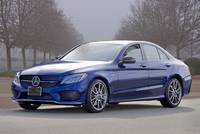 2017 Mercedes-Benz AMG BiTurbo 4Matic II