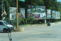Yucatan Intersection at PlayadelCarmen