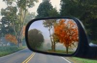 Autumn in the Rearview Mirror