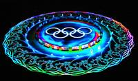 Olympic Light Show