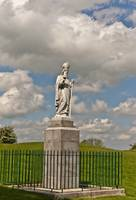 Saint Patrick on the Hill of Tara by Michael Stephen Wills