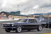 1966 Ford Mustang Coupe II