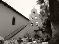 Old Mission San Diego Bell Tower