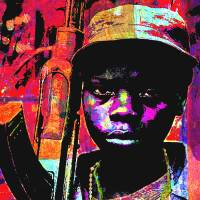 CHILDREN OF WAR 5 ALT Art Prints & Posters by otis porritt