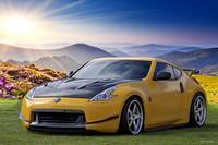 2009 Nissan 370Z GT 'Smokey Mountains'