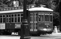 New Orleans Trolley 2004 BW