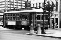 New Orleans Trolley 2004 BW 2