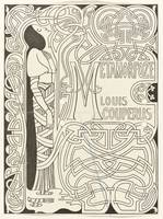 Binding Metamorfoze, Jan Toorop, 1868 - 1928