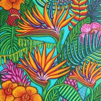 Tropical Gems Art Prints & Posters by Lisa Lorenz