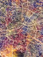 Berlin Germany City Map
