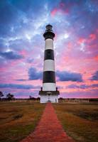 Bodie Island Lighthouse Sunrise Obx Outer Banks Nc