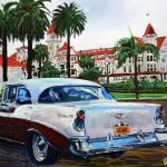 Cruising Coronado California by RD Riccoboni