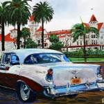 Cruising Coronado California by RD Riccoboni