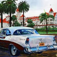 """""""Cruising Coronado California"""" by RDRiccoboni"""