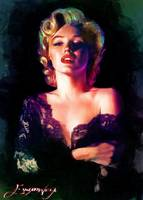Marilyn Monroe #18 Wall Art