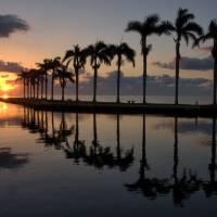 Cutler Bay Sunrise by Donnie Shackleford