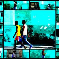 FUNKPIX CUBA2 Art Prints & Posters by FUNKPIX PHOTO HUNTER