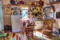 ANTIQUE CAJUN KITCHEN