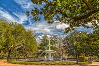 10031 Forsyth Park Fountain