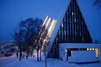 Arctic Cathedral of Tromso