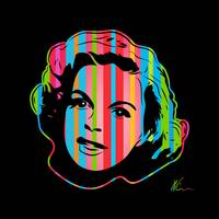 Judy Garland - Pop Art