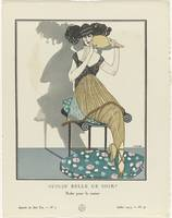 Fashion Poster 1900-1920s Series - 5